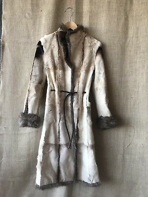 aa107cc0 TOM FORD GUCCI 1999 Collection Fur Coat reversible NWOT SIZE Medium ...