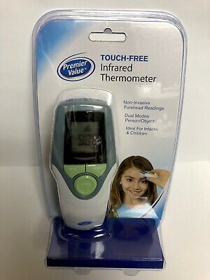 Premier Value TOUCH-FREE INFRARED THERMOMETER