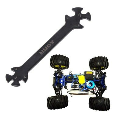 RC 6 in 1 Wrench Tool 3/4/5/5.5/7/8MM For Turnbuckles with Nuts Multifunctional