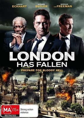 London Has Fallen (DVD, 2016)