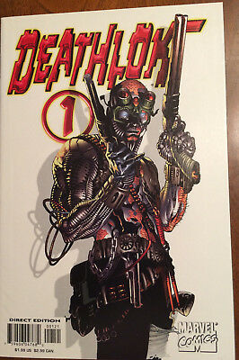 Deathlok Comics - Issue #1- #11 [1999]