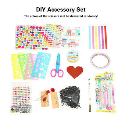 DIY Surprise Explosion Gift Box with Accessories Kit Memory Photo Album Z0G2