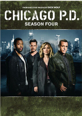 Chicago Pd: Season Four 191329015117 (DVD Used Very Good)