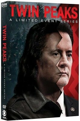 Twin Peaks: A Limited Event Series 032429296320 (DVD Used Very Good)