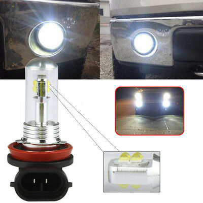 1918 1Pcs H8 H11 CREE-XBD 1500LM Fog Lamp Car LED Tail Brake Bulbs Lamp 8000K