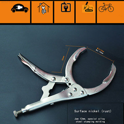 8142 Silver Maintenance Tools Oil Filter Spanner 40mm To 100mm Motorcycle