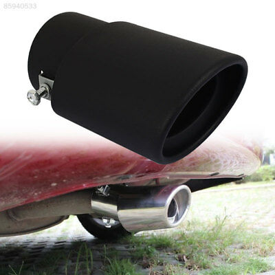 57A1 Stainless Steel Outlet Car Muffler Tip Fit 1.5 To 2.5 Inch Diameter