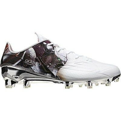 finest selection a9138 fddb5 Adidas Adizero 5-Star 5.0 Mid Uncaged Knight Football Cleats Size 17 D70178