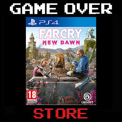 Far Cry New Dawn PlayStation 4 PS4 Nuovo Italia