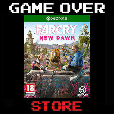 Far Cry New Dawn Microsoft Xbox One Nuovo Italia