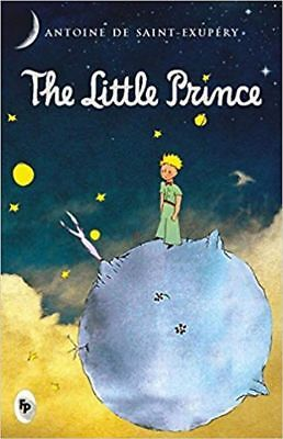 THE LITTLE PRINCE by ANTOINE DE SAINT-EXUPERY (ENGLISH) - BOOK