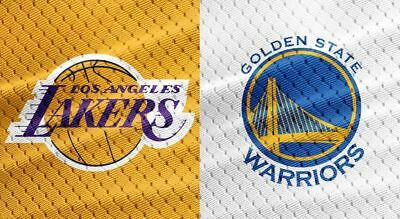 2 Los Angeles Lakers vs Golden State Warriors 1/21/19 Section 217 Row 11