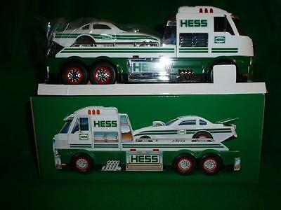 2016 Hess Toy Truck & Dragster    New In Box