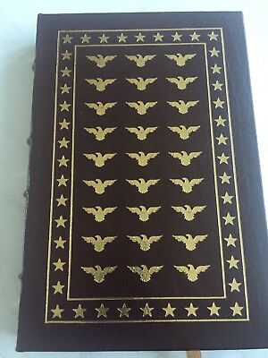 Easton Press John F. Kennedy The Burden and the Glory Library the Presidents O7