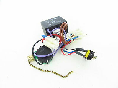 smc ceiling fan wiring harness switches parts cap $23 00 picclick Ceiling Fan Mount Kit