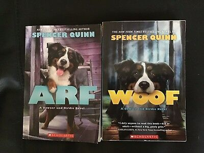 Woof By Spencer Quinn 399 Picclick