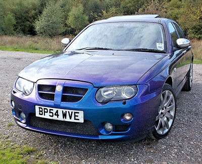 2005 MG ZT 260 SE V8 Mustang Engine in Twilight Flip Paint Very Low Mileage