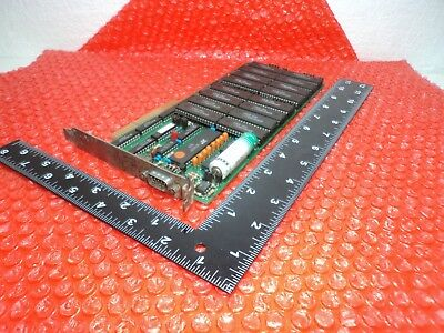 Digitec Engineering Meerbusch 9/88 ISS2-SDISK Rev1 PCB Board SDISK 1.2