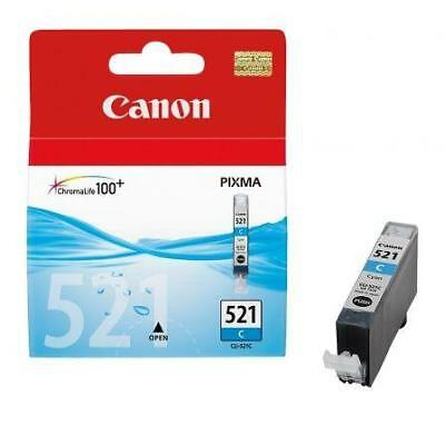 Colour Ink Cartridge Cli-521 C Supl