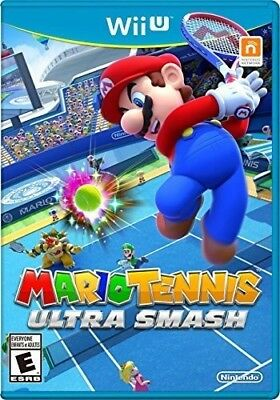 Mario Tennis: Ultra Smash (Game Misc Used Very Good)