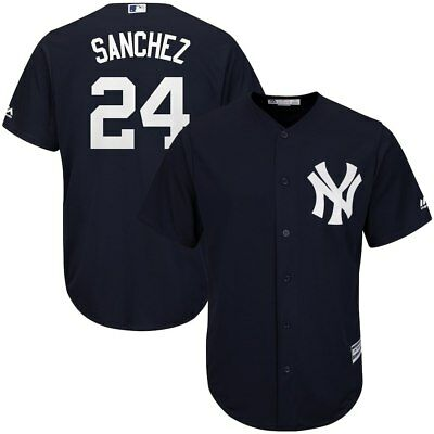 MLB Baseball Trikot Jersey Gary Sanchez New York Yankees Herren Sport Shirt