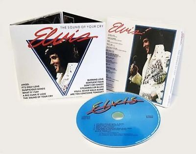 Elvis Collectors CD - The Sound Of Your Cry