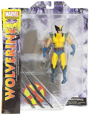 Wolverine Marvel - Diamond Select Toys - Deluxe Action Figure