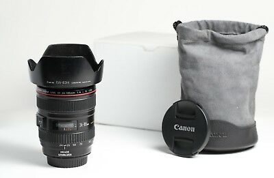 Canon EF 24-105mm f/4 IS L AF USM Lens
