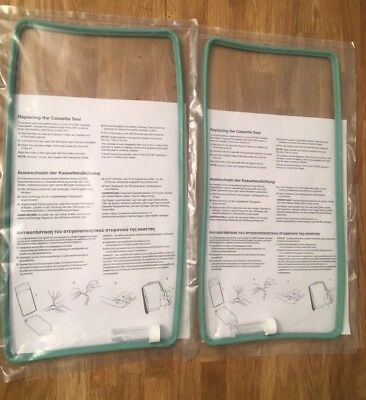 Gaskets to fit a scican statim cassette seal 5000 (S)  autoclave  (pack of 2).
