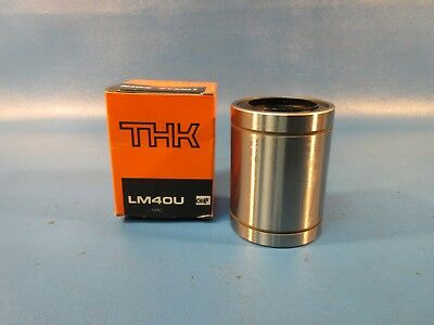 THK LM40U Linear Motion Bushing Ball Bearing