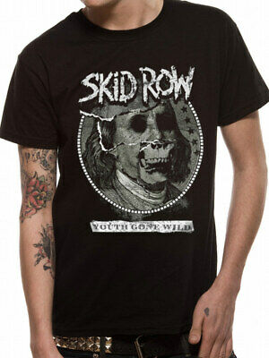 Skid Row - Youth Gone Wild - T - Shirt - L