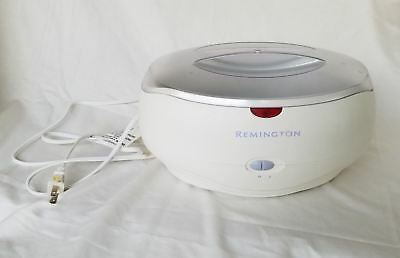 Remington Paraffin Heat Therapy 650 Watt Waxing Warmer with 6 Lbs Lo Melt Wax