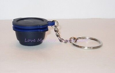 Tupperware Key Chain Smart Multi Cooker Collectible Blue New