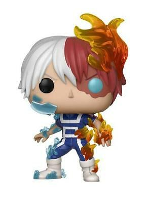 Funko POP! Animation: My Hero Academia Todoroki 372 32128 w/ POP Protector