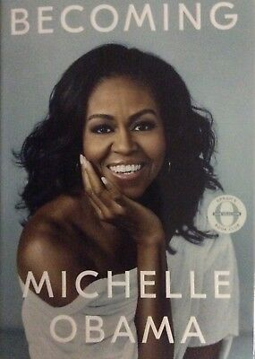 Becoming by First Lady Michelle Obama Autobiography & Personal Memoirs Tell All