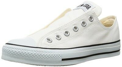 Converse All Star Slip III OX SLIP-ON Sneakers Men's Shoes White With Tracking