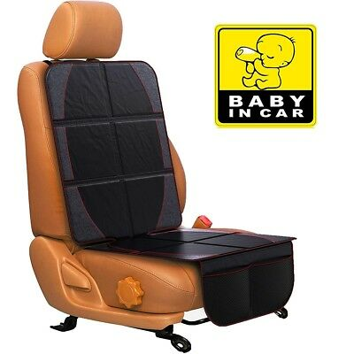 Car Seat Protector Cover Pad for Child Baby Auto Car Seats Dog Mats Waterproof