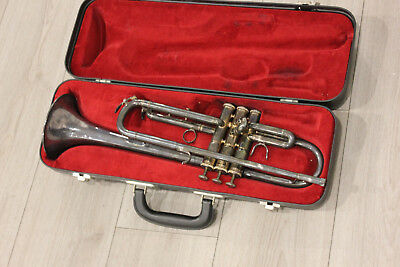 Besson International Series USA Made by Kanstul Trumpet W/ Case