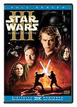 Star Wars, Episode III: Revenge of the Sith [Full Screen Edition] DVD Used -