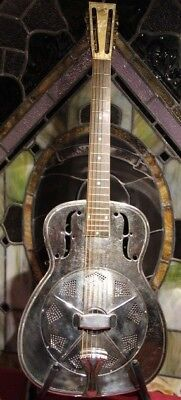 """1934 Style 2 National Resonator Guitar """"The Don"""""""