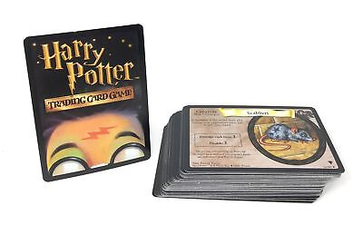 Harry Potter Trading Card Game: Quidditch Cup Lot (35 rares incl. 10 foil) NM/SP