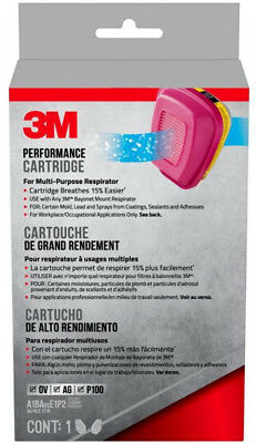 3m reusable painting valved safety mask