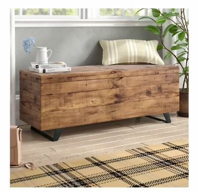 Glenns Living Room Patio Furniture Storage Coffee Table Chest Box Luggage Trunk