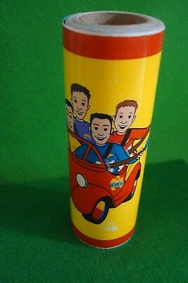 The Wiggles Wallpaper Border - 1 Roll - 5 metres