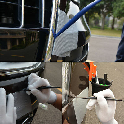 Household Window Car Home Cleaning Film Tint Tools Squeegee Scraper Set Kit BS