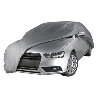 SCCL Sealey All Seasons Car Cover 3-Layer - Large [Vehicle Covers]