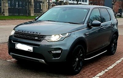 discovery sports Excellent condition 2015 35k miles only Automatic
