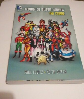 Legion of Super-Heroes: The Curse TPB - 544 pages