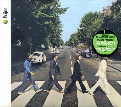 The Beatles: Abbey Road (Remastered Deluxe Package with Mini-Documentary) NEW CD