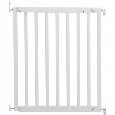 Callowesse Kemble Baby Stair Safety Gate 63cm - 103.5cm - White - New